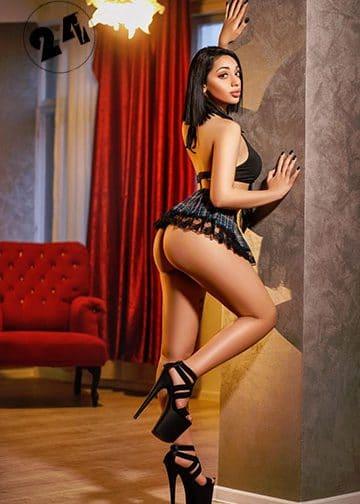 Inna - Beautiful Italian Escort Girl in Amsterdam